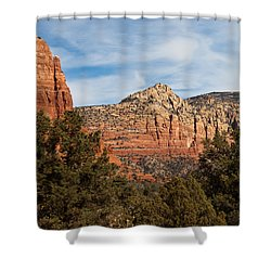 Majestic Sedona Shower Curtain