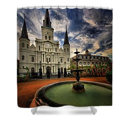 Shower Curtain featuring the photograph Make A Wish by Robert McCubbin