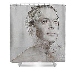Making Art Shower Curtain