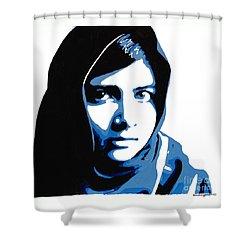 Malala Yousafzai On Friday Shower Curtain