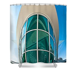 Mam Verticle Shower Curtain