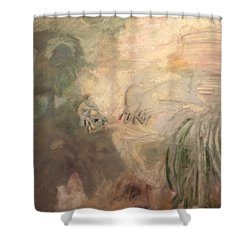 Man And Woman No. A Shower Curtain