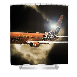 Shower Curtain featuring the photograph Mango by Paul Job