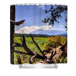 Manitou Lake 11927 Shower Curtain
