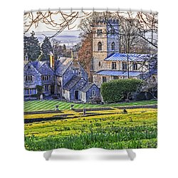 Manor House Shower Curtain