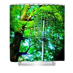 Maple 18 Shower Curtain