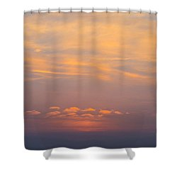 Margie's Miracle  Shower Curtain by Mary Ward