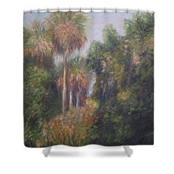 Margorie Kinnan Rawlings State Park Shower Curtain
