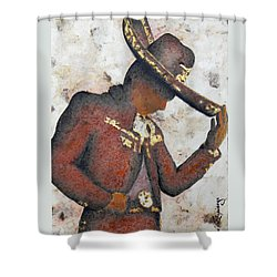 M A R I A C H I  .  II Shower Curtain