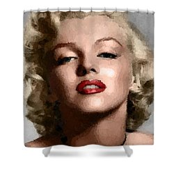 Marilyn Monroe Shower Curtain