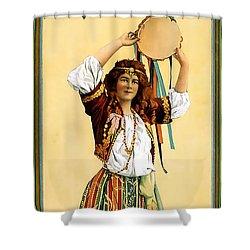 Maritana Shower Curtain by Terry Reynoldson