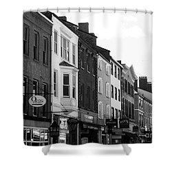 Market Street Shower Curtain