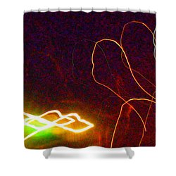 Martyrdom Shower Curtain