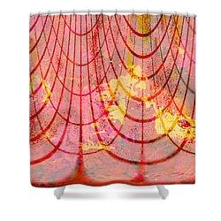 Mathilde Vhargon Shower Curtain by Mathilde Vhargon