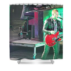 Matthew West At Winterjam Shower Curtain