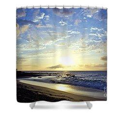 Maui Blast Shower Curtain