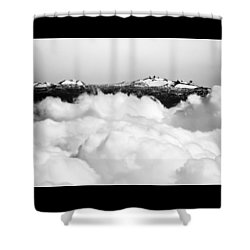 Mauna Kea Shower Curtain