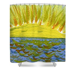 May A Million Smiles Return To You Shower Curtain