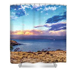Mcgregor Point 1 Shower Curtain