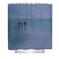 Mdt 1.2 Shower Curtain by Tim Mullaney