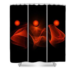Meditations Shower Curtain
