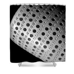 Shower Curtain featuring the photograph Meerschaum by Lisa Phillips