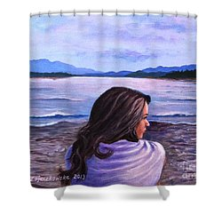 Melissa Shower Curtain