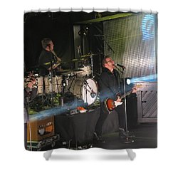 Members  Of Newsong Shower Curtain