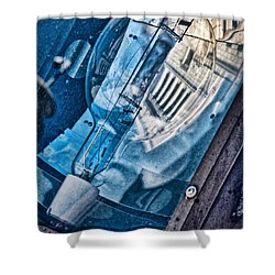 Memorial Reflection Shower Curtain