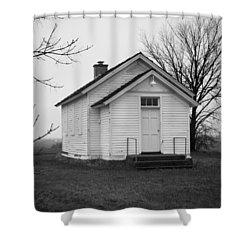 Shower Curtain featuring the photograph Memories Kept by Viviana  Nadowski