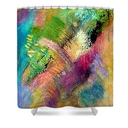 Memories Of My Youth #2 Shower Curtain by Jim Whalen