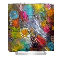 Memories Of My Youth Shower Curtain by Jim Whalen