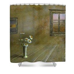 Memories Of Summer Shower Curtain by Veikko Suikkanen