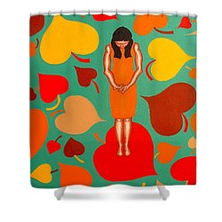 Memories Shower Curtain by Patrick J Murphy