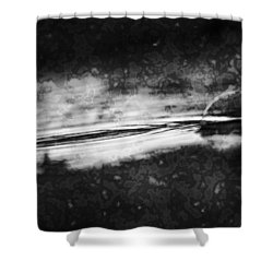 Memory Fade Shower Curtain by Matthew Blum