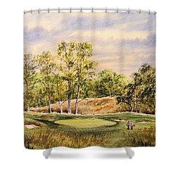 Merion Golf Club Shower Curtain