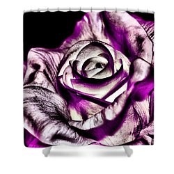 Mesmerizing Rose Shower Curtain