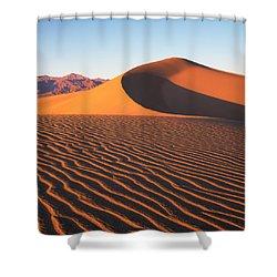 Mesquite Dunes 1-sq Shower Curtain