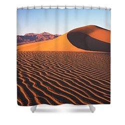 Mesquite Dunes 1 Shower Curtain