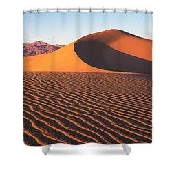 Mesquite Dunes 1-v Shower Curtain
