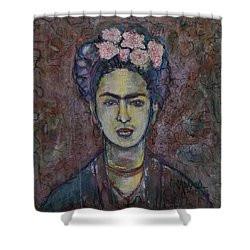 Metamorphosis Frida Shower Curtain