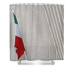 Mexican Embassy In Berlin Shower Curtain