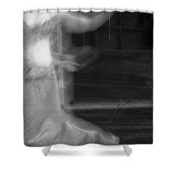 Mideastern Dancing 7 Shower Curtain