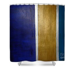 'midi' South Of France Shower Curtain
