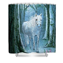 Midsummer Dream Shower Curtain by Terry Webb Harshman