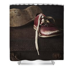 Miles And Years Shower Curtain