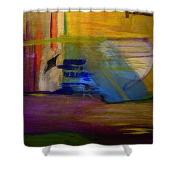 Millenium Park Shower Curtain