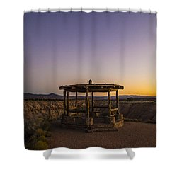 Miller Point Cathedral Gorge Shower Curtain