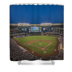 Milwaukee Brewers Shower Curtain