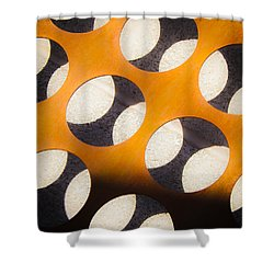 Mind - Hemispheres  Shower Curtain by Steven Milner
